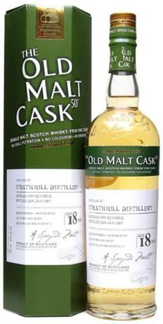 Strathmill Scotch Single Malt 18Years 117@ Malt Trust